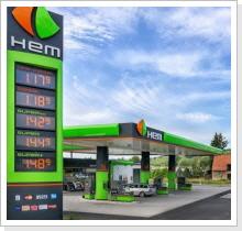 HEM Tankstelle Marktsteft